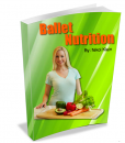Ballet Nutrition ebook cover