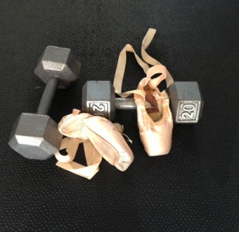 Ballet Strength Pointe Weights